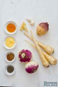 Spiced Honey Glazed Roasted Root Vegetables Recipe