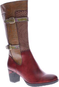 L'Artiste by Spring Step Carpeverde boot, Women, Comfort with Every Step, PlanetShoes.com (Black)