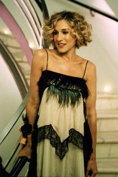 Carrie Bradshaw // Sex and the City // Sarah Jessica Parker.