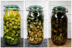 Recipes using walnuts - alcohol, wine, pickling and more! All Spice Berries, Pickled Walnuts, Walnut Recipes, Spice Mixes, Simple Syrup, Recipe Using, Fruits And Vegetables, Chutney, Preserves