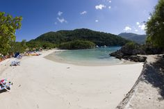 Find your happy place. The private island of Labadee is the perfect place to claim some beach for yourself.