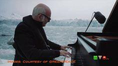 GREENPEACE: Ludovico Einaudi al Pianoforte per chiedere la protezione de...