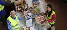 Más de 100.000 personas en Madrid acudieron a bancos de alimentos en el 2014