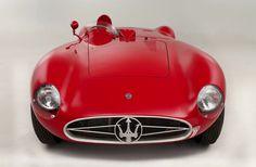 1955 Maserati 300S Sport-Racing Spider