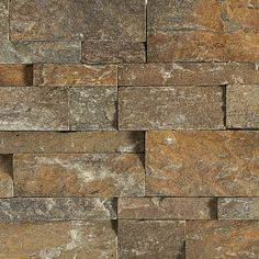 View The Daltile S783 716stack1t Stacked Stone Golden Sun