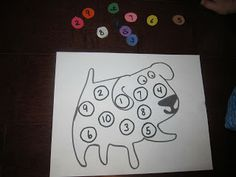 Adventures in Reading With Kids: Dog's Colorful Day