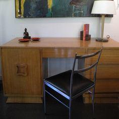 Mod Sculptural Desk now featured on Fab.