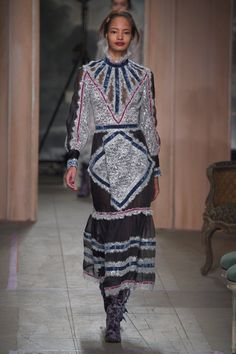 Pin for Later: 12 Trends to Master For Fall 2016  Erdem