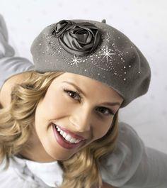 I love elegant hats...