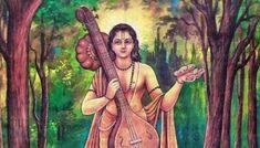 Narada becomes Hari