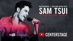 'Bring me the night' - Sam Tsui ft. Casey Breves - Live at YouTube Cente...