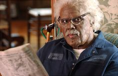 Tyler Perry as Madea's brother