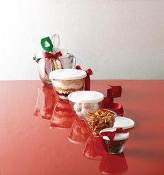 Cute and inexpensive little gift exchange ideas with Pampered Chef products
