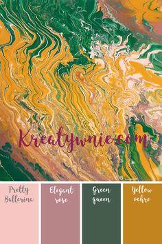 Green Queen - Farba mineralna fleur 130 ml Green Queen, Shabby, Tutorials, Pretty, Youtube, Poster, Diy, Bricolage, Diys