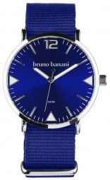 Bruno Banani Cool Color Edition Uhr BR30052 - blau