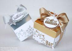 Stampin Up Box Goodie Gastgeschenke Verpackung Schachtel Envelope Punch Board Stanz und Falzbrett fuer Umschlaege  041