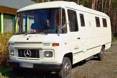 Oldtimer Mercedes-Benz L608 D zum Mieten