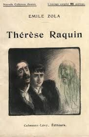 """""""Thérèse Raquin"""", Émile Zola. Classique français"""