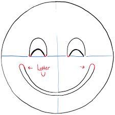 Resultado de imagen para moldes de emoticones para imprimir
