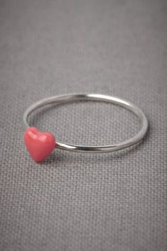 love delicate rings and bracelets!