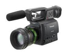 Panasonic AG-AF100A Camera