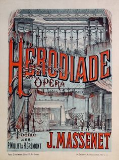 opera burlesque victorian vintage posters - Google Search