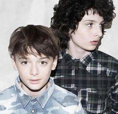 Noah and Finn