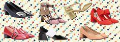 UNIVERSO PARALLELO: La scarpa a punta quadrata: ritorna la tendenza