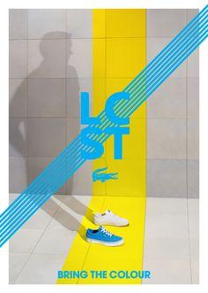 La novità #Lacoste di questa stagione: LCST Vaultstar, bring the colour!