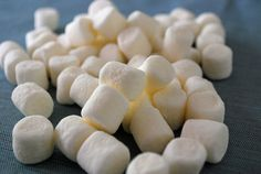 Many moms swear by this trick! If your child suffers from a sore throat, have them eat a few marshmallows. We think it has something to do with the gelatin, but whatever it is, the 'mallows soothe the soreness.