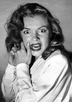 Marilyn Screaming.