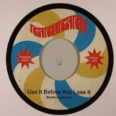 The artwork for the vinyl release of: Bobby Valentin | Mongo Santamaria - Use It Before You Lose It (Rare Latin) #music SoulJazz