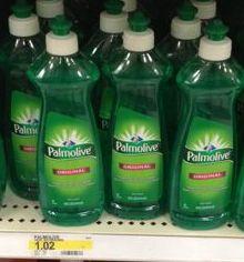 Free Palmolive Dish Soap At Target!