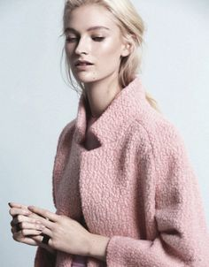 """bienenkiste: """"Photographed by Renate Torseth for Costume Finland February 2014 copy """" Lauren Hutton, Plum Pretty Sugar, Pretty In Pink, Perfect Pink, Rosa Style, Tout Rose, Fashion Designer, Everything Pink, Mode Inspiration"""