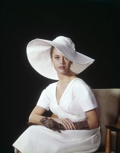 Jane Fonda  1962