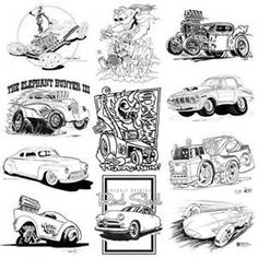 rat rod coloring pages  chevy rod colouring pages color