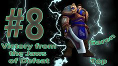 #8 | Victory from the jaws of defeat | Garen top