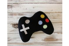 Baby's first video game remote that's perfectly safe for chewing and drooling