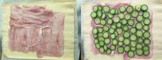 Rotolo zucchine prosciutto e formaggio una torta salata diversa, veloce e gustosissima che si può gustare fredda o tiepida ed è sempre buonissima.