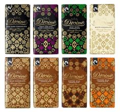 hands down, the best chocolate i've had in my life. and it's fair trade too! :)    Divine Chocolate http://www.divinechocolate.com