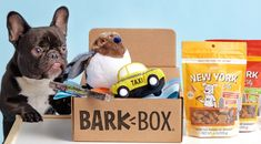 End Date: 04/01/2018; Eligibility: US Enter this #giveaway for a chance to #win a customized 6 Month BarkBox subscription for your pup! Worth over $125!