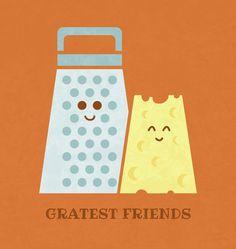 Cheesy Friendship | Teo Zirinis