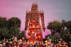 """Watch Radiohead's """"Burn the Witch"""": Witchcraft, Burning Man, and Groupthink."""