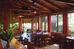 Blancaneaux Lodge, a boutique hotel in Belize