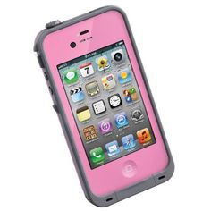 LifeProof Case for iPhone 4/4S - Retail Packaging - Pink #LifeProof #Case #iPhone #4_4S #Retail #Packaging #Pink