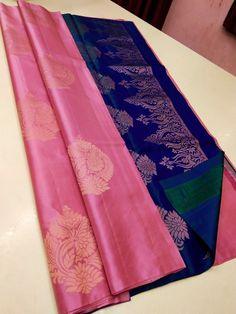 Silk Saree Kanchipuram, Handloom Saree, Saree Tassels, Indian Silk Sarees, Saree Models, Fashion Updates, Saree Wedding, Fashion Studio, Indian Wear
