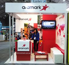 cliente: ARAMARK PERU evento: EXPOMINA 2014