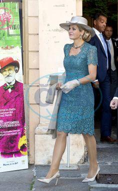 [Koningin Maxima van Nederland