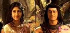 Mahadev and Parvati