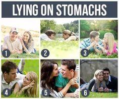 【摄影】学会120个情侣拍照POSE,以后不再担心和爱人拍照不好看了!